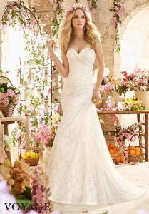 voyage wedding dress