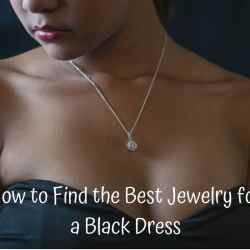 How to Find the Best Jewelry for a Black Dress (1)