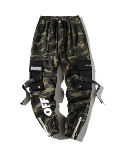 Camouflage Printed Men's Joggers