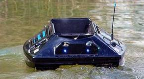 кораблик для завоза прикормки на сландо