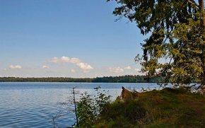 Озеро Свитязь Гродненская область