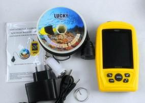 Камера Lucky для рыбалки