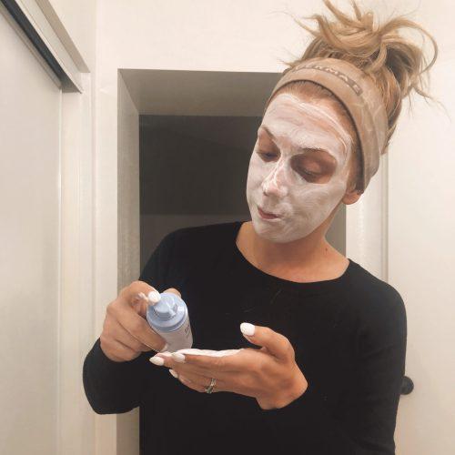 Milk Peel Cream Mask