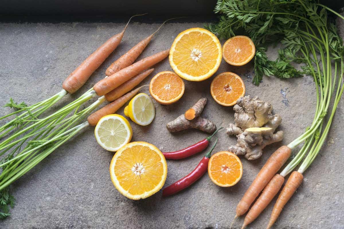 Nourriture Légumes Fruits