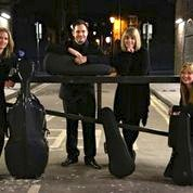 Estilo String Quartet (supplied pic)