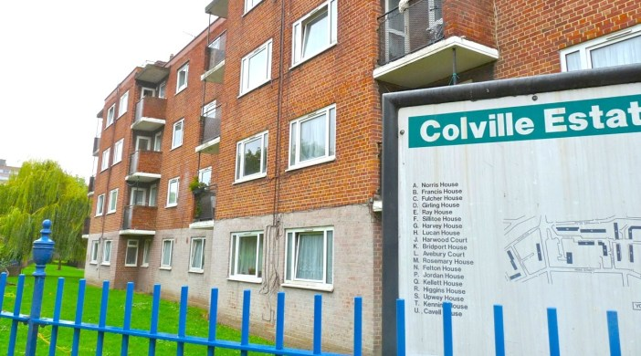 Colville Estate Hackney London 260814 © David Altheer