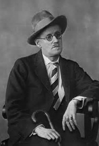 James Joyce (free pic supplied by Wikipedia)