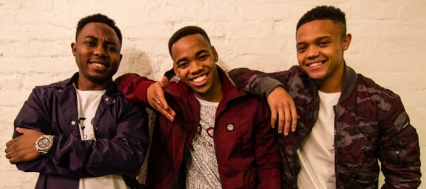 Performing free: Mandem on the Wall will be judge and performer at the final