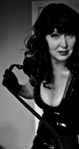 Dominatrix Kim Watt (supplied pic)