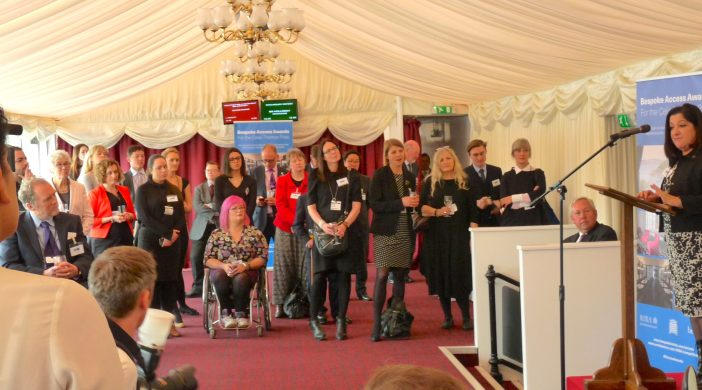 Riba chairman (??) launches Bespoke Access Awards 2016 at House of Lords 140416 © DavidAltheer [at] gmail.com