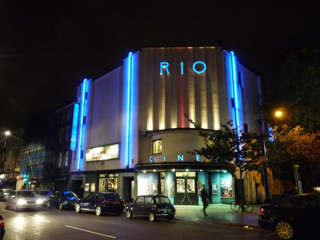 Rio280913: Rio Cinema, 107 Kingsland High Street, Dalston E8 2PB 280913 © david.altheer@gmail.com