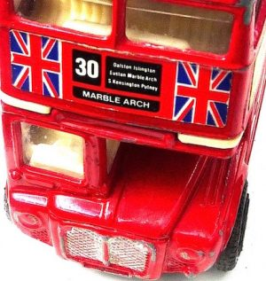 Model30bus©DA (Matchbox Routemaster RMT?) © davidaltheer@gmail,com RMT Routemaster bus Lesney model