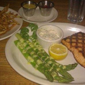 Houston's Hand Filleted Fresh Salmon