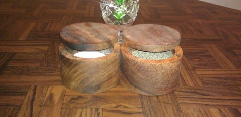 Salt & Pepper bowls
