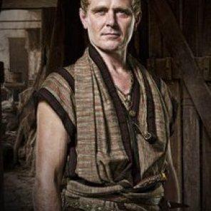 Tullius from Spartacus