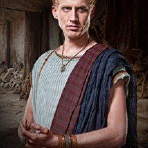 Vettius from Spartacus