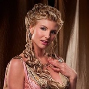 Illythia from Spartacus