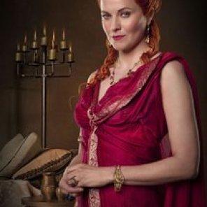 Lucretia from Spartacus