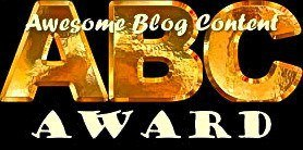 ABC Blog Award