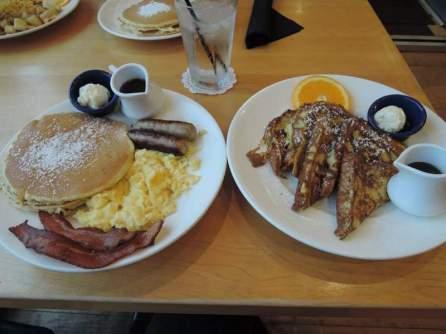 Breakfast at Yolk