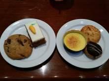 Casino buffet dessert