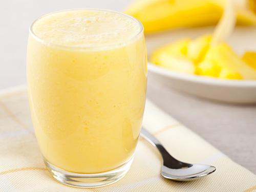 how do you make pineapple shake