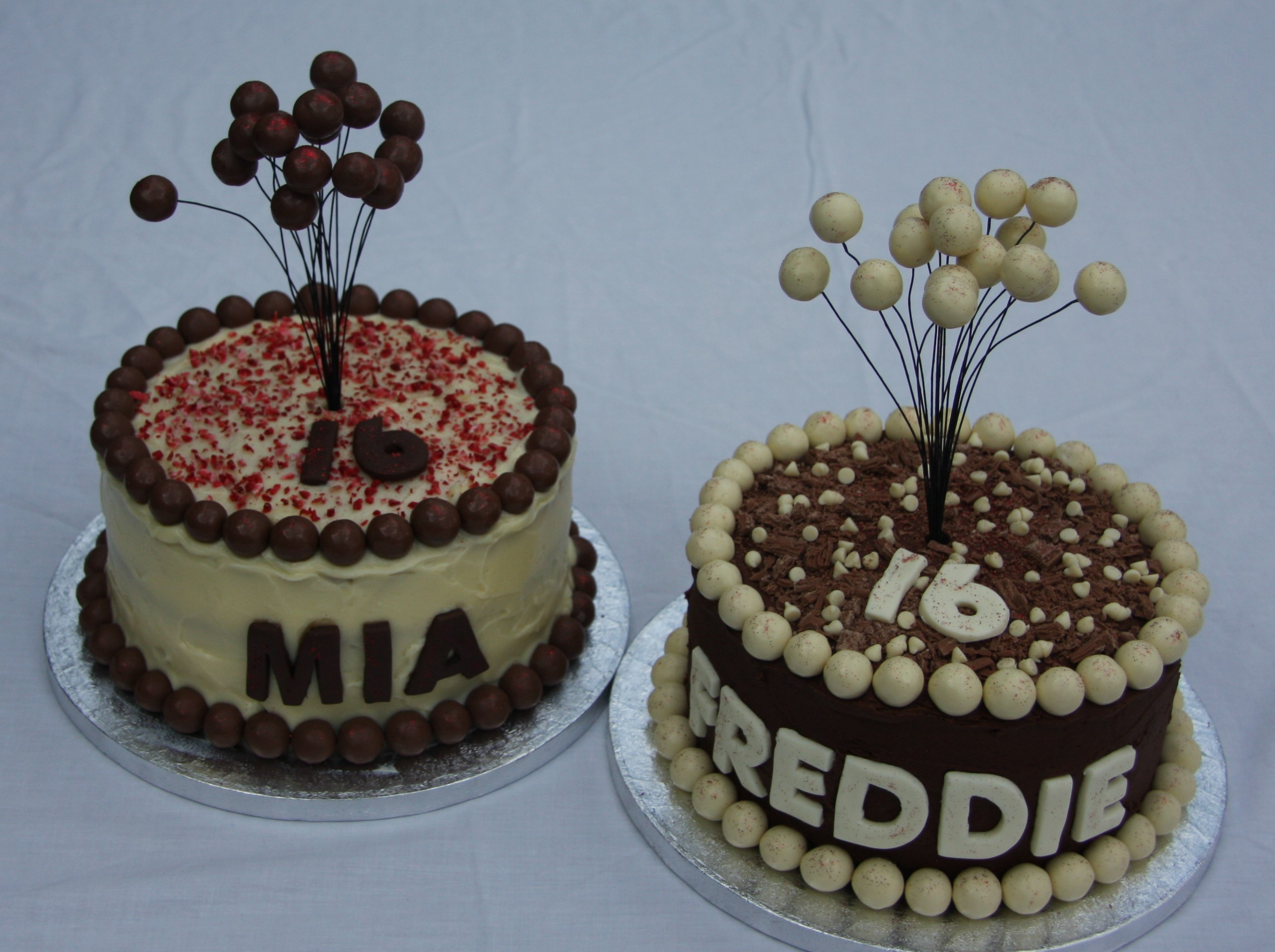 Twins Cakes Cake Ideas And Designs