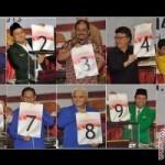 Nomor Urut Parpol Peserta Pemilu 2014