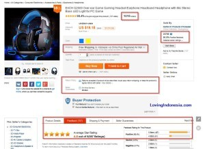 Tips Aman Berbelanja Online di Aliexpress
