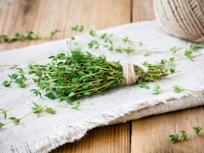 Herbs for natural hair growth-Thyme