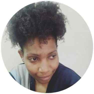 Afro Kinky Curly Natural 4C Hair