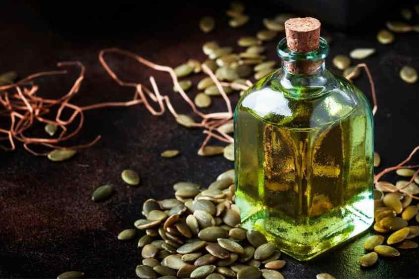 Pumpkin Seed Oil for Natural hair growth