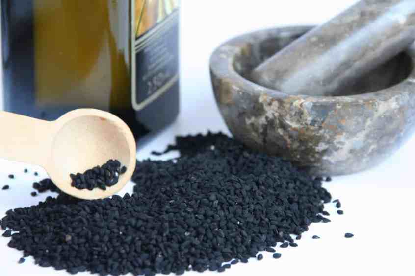Nigella Sativa Seeds, Black Seed Oil For natural hair growth