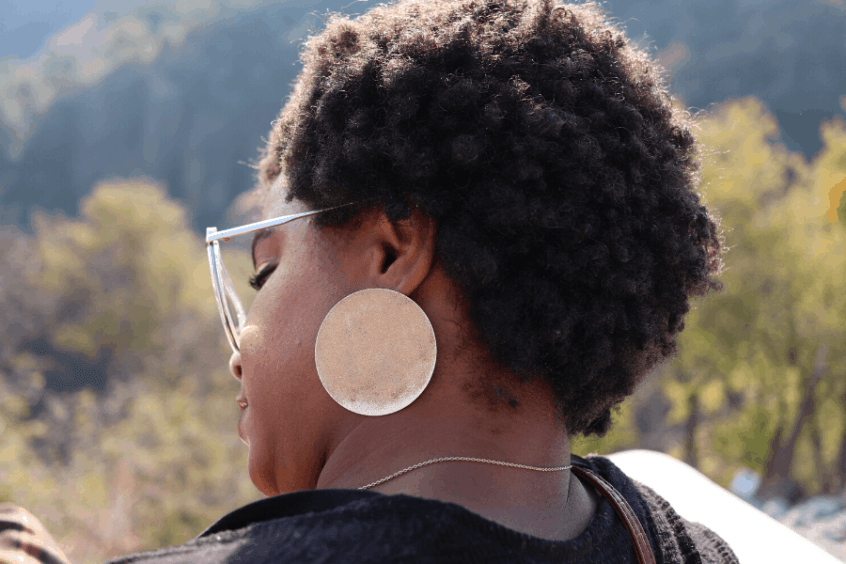 How to prevent 4C hair from breakage