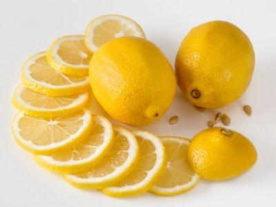 Lemon for natural hair wash