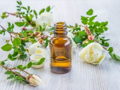 Rose Essential Oil For Hair