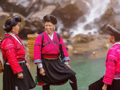 Yao women