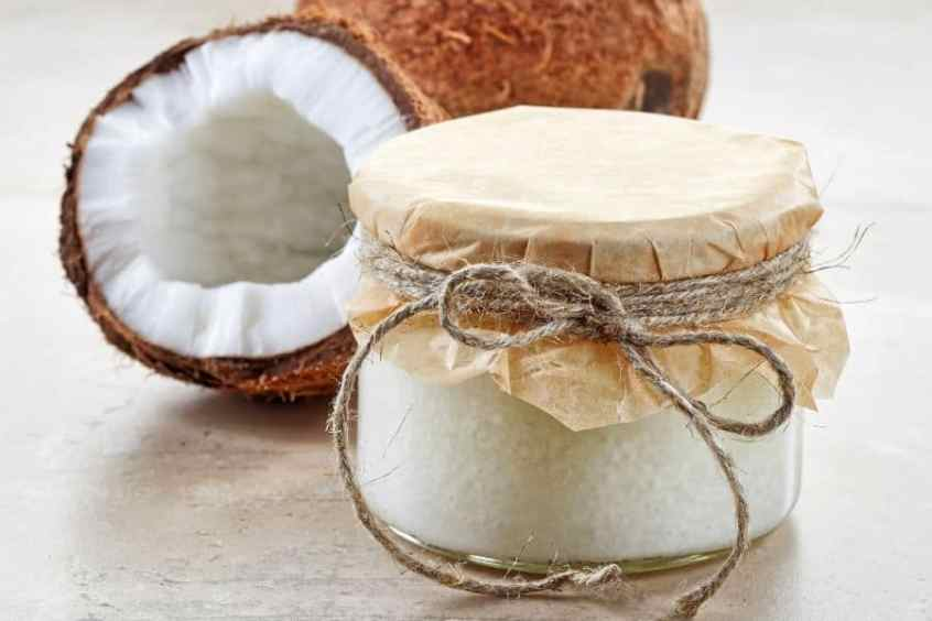 is coconut oil good for low porosity hair