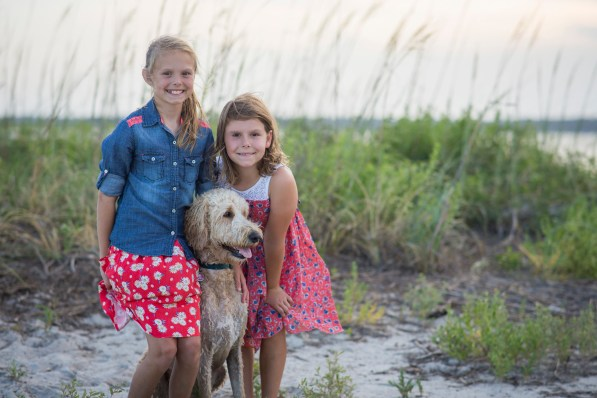 Family Photo Shoot_ Masonboro Island (6)