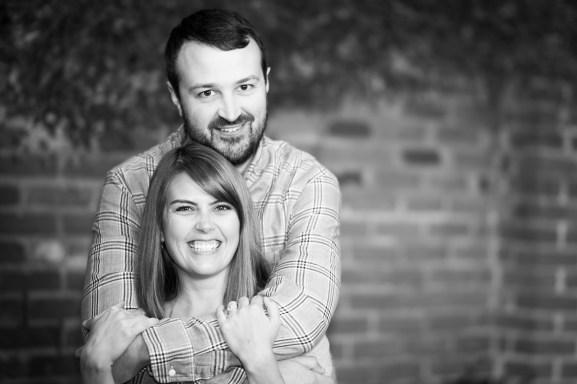 Ashton & Ryan's Engagement Photo Shoot in Downtown Wilmington, NC November 2016. PHOTO BY: BRADLEY PEARCE