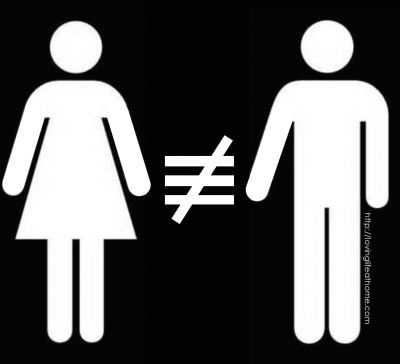 Stating the Obvious: Men and Women are Different