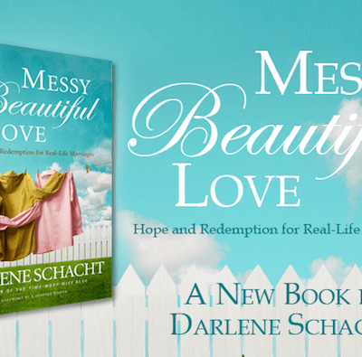 Messy Beautiful Love {Review and Giveaway}
