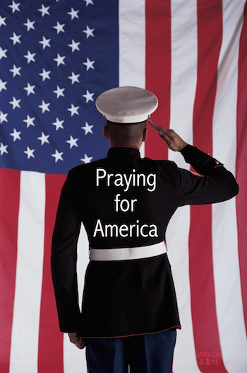 Praying for Our Country