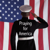 Pray for America: Here's a free printable prayer guide to get you started!