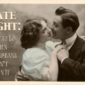 Date Night - What to do if your husband won't plan it...