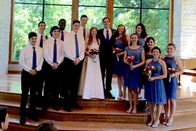 Sam & Bekah's Wedding