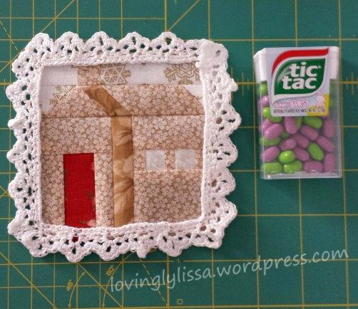 mini house w tic tac