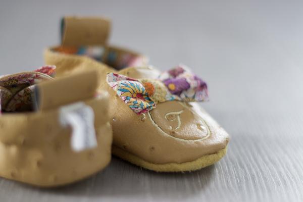 Chaussons souples – Bidiartiste
