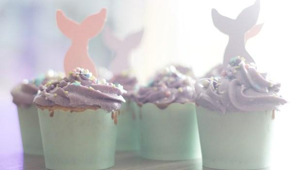 Les cupcakes sirène – Mayummybox