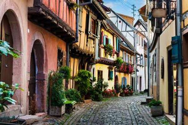 Citytrip / Week-end / Last minute en Alsace